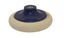 Filz-Polierscheibe auf Platte mit M14 einfügen - runden Kanten