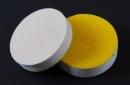 Filz-Polierscheibe mit Welkroband