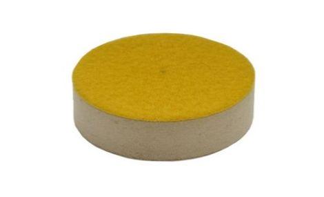 Filz Scheiben mit Klettverschluss – extra hart (0,66 g/cm3)